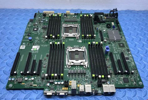 Original T630 Server Motherboard Tower Motherboard C612 W9WXC NT78X
