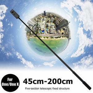 Stick-Handle Pole-Monopod Insta360 Selfie Bullet-Time-Rotation Invisible Portable One-X--One-R-Accessory