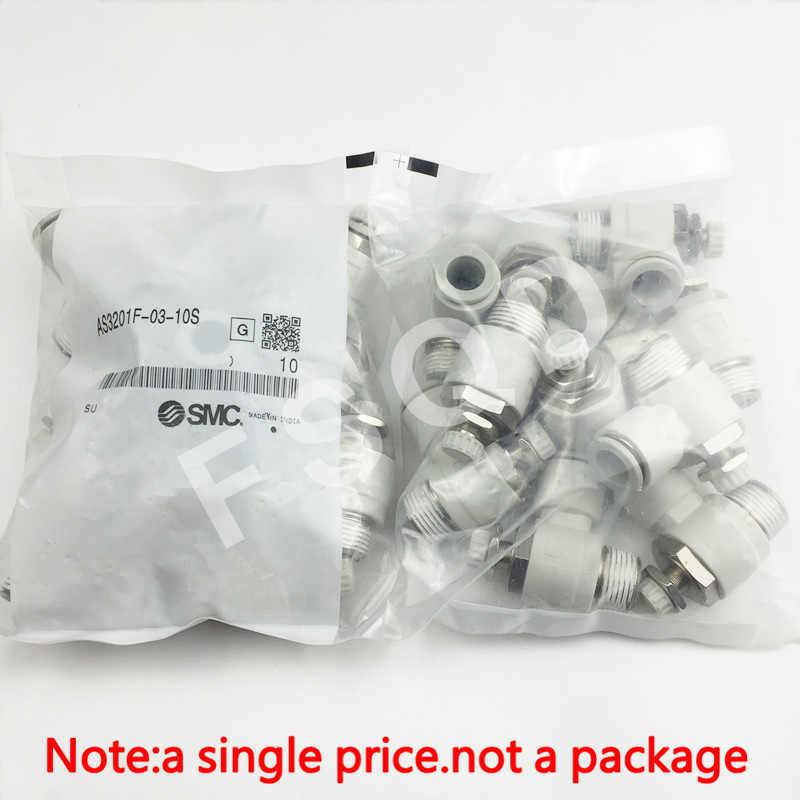 AS3201F-03-06S AS3201F-03-08S AS3201F-03-10S AS3201F-03-12S hız kontrol cihazı tek dokunuşla uydurma AS serisi
