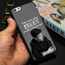 Shawn Mendes Fashion Black Hard Phone Case for iPhone 5S 5 SE 5C 4 4S 6 6S 7 Plus Cover ( Soft TPU / Plastic for Choice )