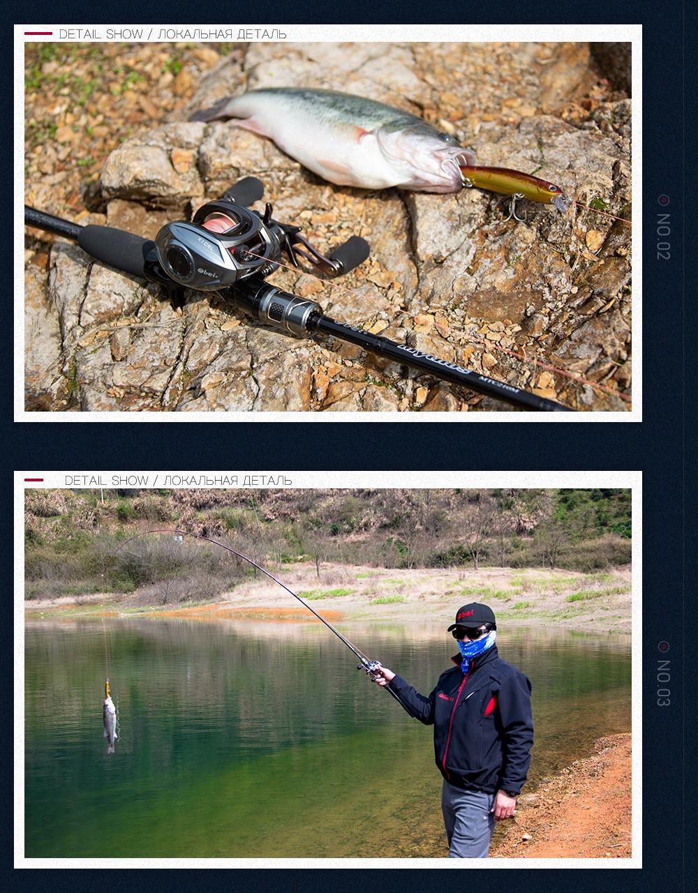 pesca alta rotação carbono ul fuji guia