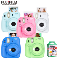 Original Fujifilm Fuji Instax Mini 9 Instant Film Photo Camera 20 Sheets Fujifilm Instax Mini 8