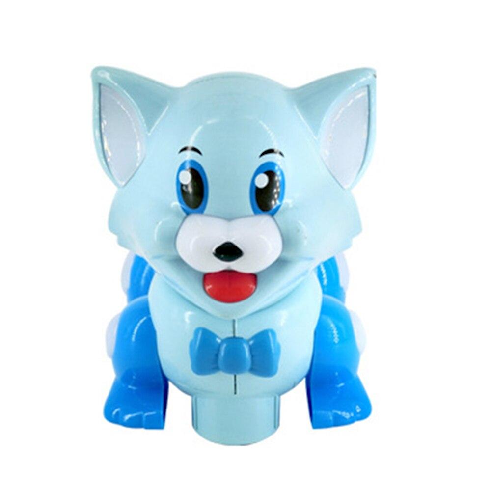 Электрический собака, кошка, игрушка младенческой Brinquedos Bebe электрические универсальные игрушки для детей детская электронная игрушка собака ребенок подарок - Цвет: cat