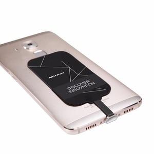 Image 2 - النوع C اللاسلكية شحن استقبال Nillkin قصيرة USB C تشى شاحن لاسلكي استقبال رقاقة لهواوي ل جوجل بكسل XL ل LG