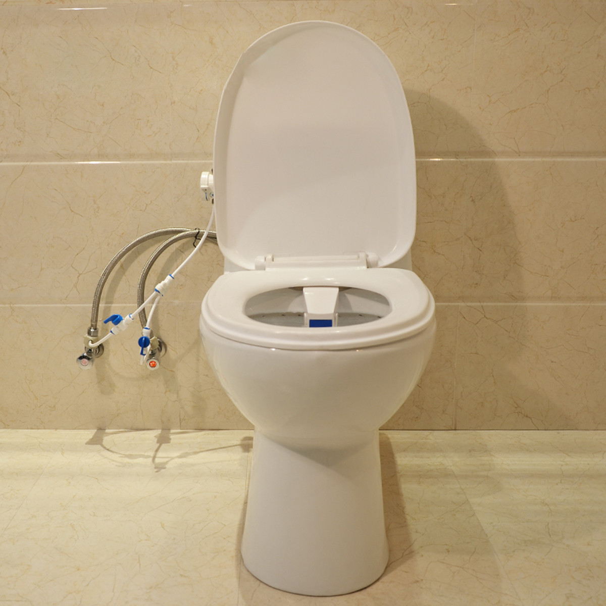 Xueqin EU AU US Standard ABS Smart Toilet Seat Bidet Set Mixer Hot ...