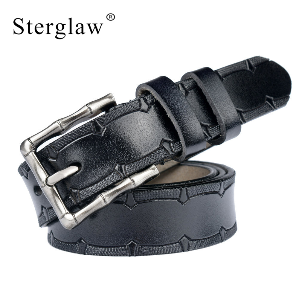 Industrious Designer Belts Men High Quality Women Genuine Leather Mans Belt 2019 Fashion All-match Womens Cowhide Casual Pants Belt C229 Men's Belts