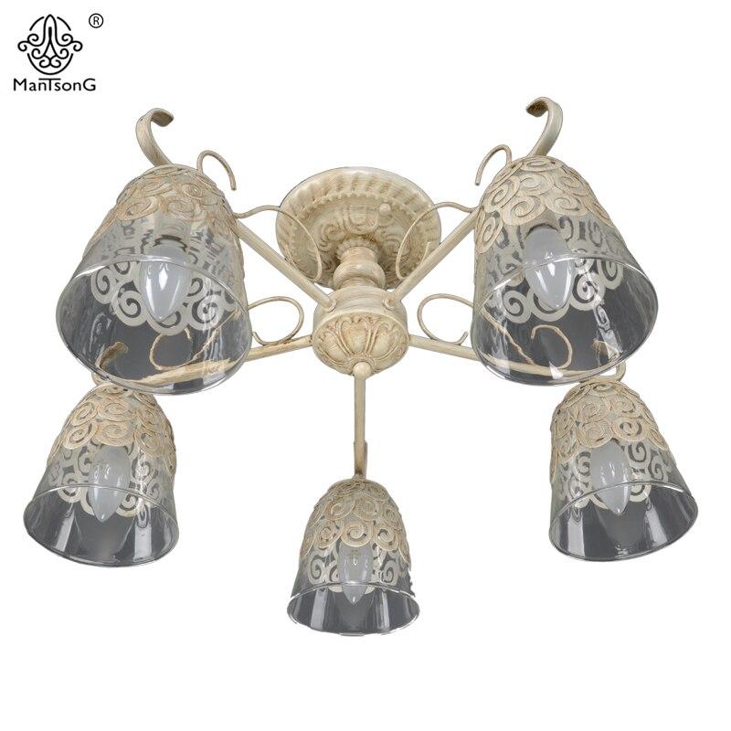 lampada da soffitto di vetro-acquista a poco prezzo lampada da ... - Lampadario Camera Da Letto Classica
