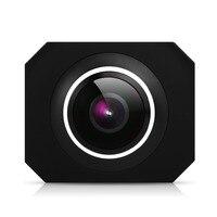 360 градусов панорамный Камера 4 К HD Двойной объектив Спорт Камера VR мини ручной уникальный Wi Fi видео Пано 360 Действие Спорт камера