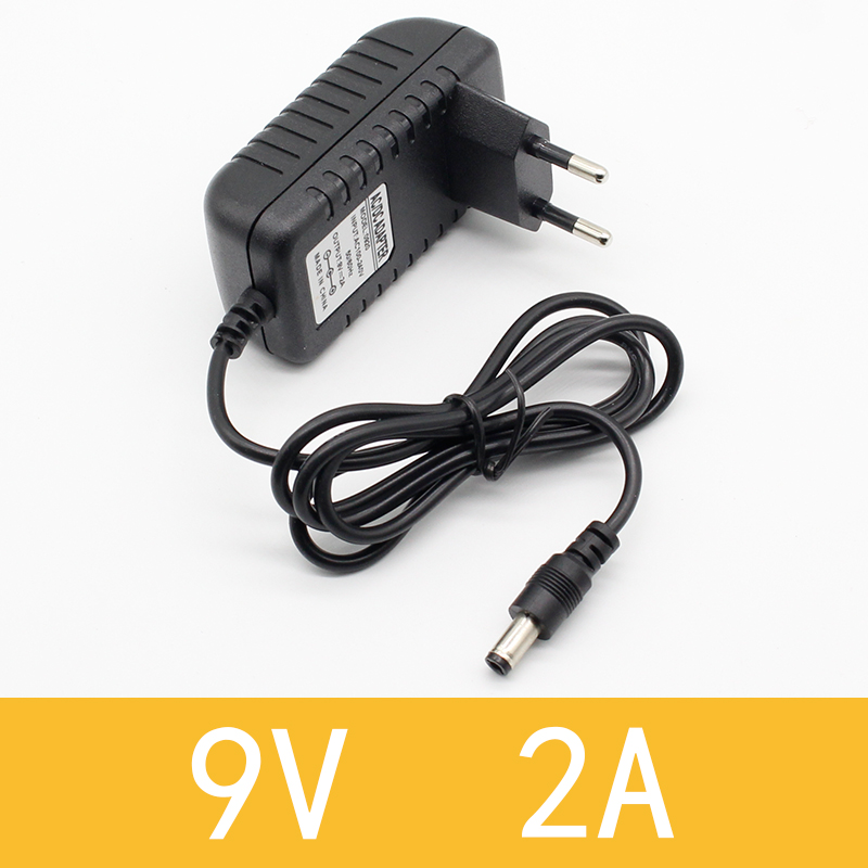Hot Sale 1PCS High quality AC/DC 9V 2A Switching Power Supply ...