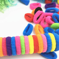 100Pcs-Colorful-Rainbow-Cute-Hair-Band-Ponytail-Holders-For-Girl-Women-High-Elastic-Rubber-HairBands-Hair-Accessories-2