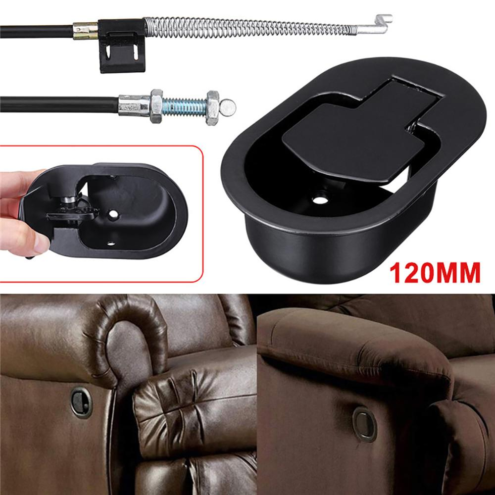 120mm Replacement Sofa Release Cable Handle For Couch Chair Recliner Lounge