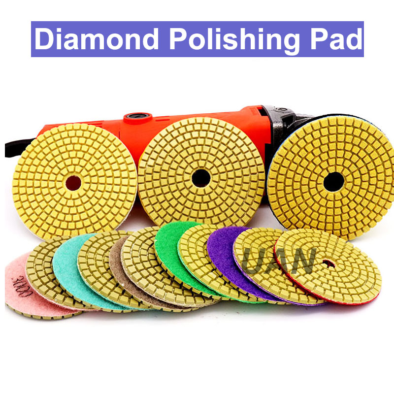 Abrasive Tools 2019 Fashion 9 Inch Wool Buffing Pad 3m 6018 Polishing Pad Fine Quality