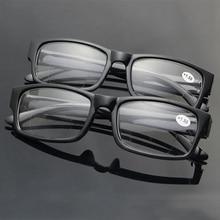 6d449f9401f40 Lunettes de lecture bifocales noires marron nouvelle couleur lentille Vision  lecteur de soleil gafas de lectura Oculos lunettes .