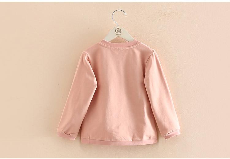 HTB1pX8zaH3XS1JjSZFFq6AvupXaW - Kids Girls T Shirts Autumn 2018 Fashion Embroidery Pattern Kids T Shirt Long Sleeve Simple O-neck Children Clothing B0699