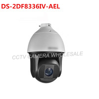 DS 2DF8336IV AEL English Version 3MP High Frame Rate Smart PTZ Camera 120db True WDR 36X