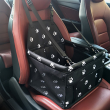 Car Travel Accessories Waterproof Pet Seat Bag Basket