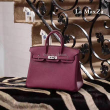 2017 fashion luxury brand runway head layer leather bag jacket high-end ladies handbag CL702139