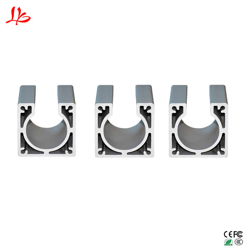 3PCS/LOT Nema23 Motor Mounts Base 57X45MM Stepper Motor Bracket For Diy Cnc