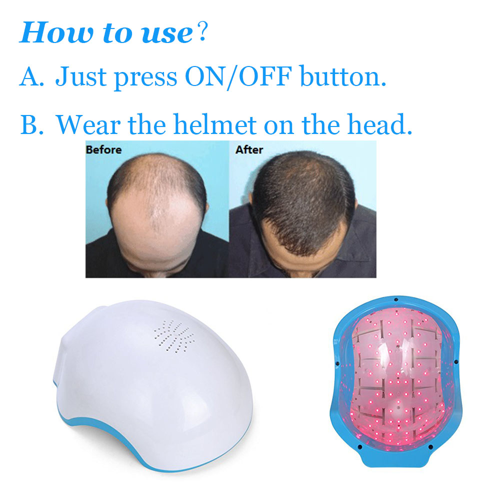 Laser Hair Regrowth Helmet 80 Medical Diodes Hair Regrow Treatment Product Anti Hair Loss Hair Growth Laser Massage Cap laser comb treatment fast activate hair follicles hair regrowth micro current scalp massage instrument for thinning hair