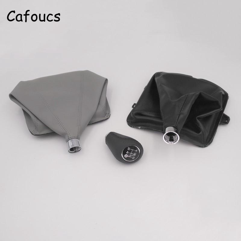 Cafocus For Great Wall Wingle 3 Wingle 5 Car Manual Gear Shift Knob Handball and Shift