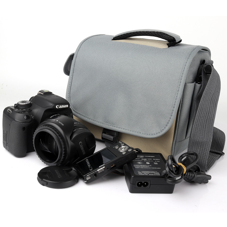 DSLR Camera Bag Photo Case Lens Pouch For Fujifilm XT20 XT10