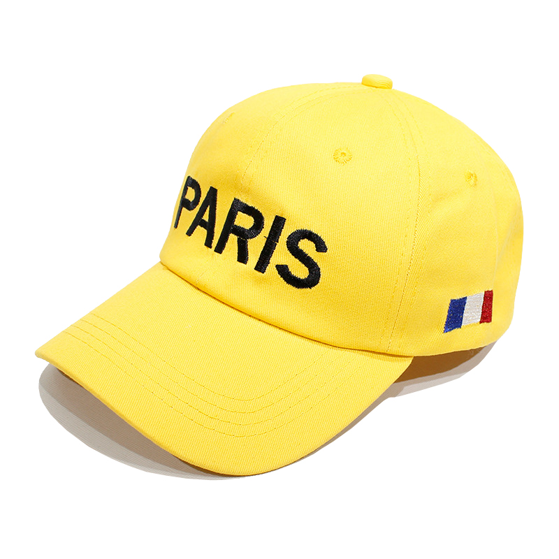 Men's Baseball Cap Summer Autumn trucker Cap Hip Hop French flag Caps Fitted Cap Hats For Men Women Hat 100% Cotton Snapback Hat(China)