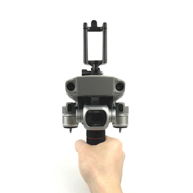 Handheld Gimbal Stabilizer Portable Handle Bracket Monopod For DJI Mavic 2 Pro Zoom Drone Accessories