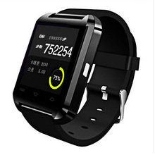 U8 bluetooth sensible look ahead to  android telephone multi-function for scholar grownup multi-language  wristband sensible system