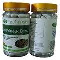 Saw Palmetto Extracto de 45% de Ácidos Grasos de la Cápsula 500 mg x 90 unids = 1 Botella envío gratis