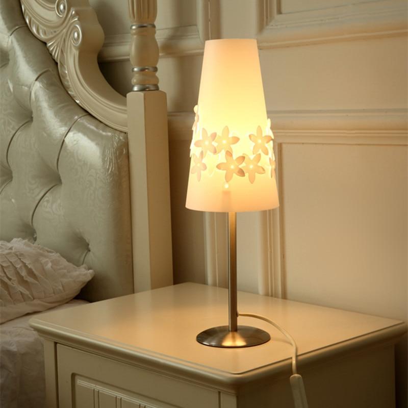 ФОТО  Creative modern energy saving led desk lamp bedroom bedside lamp Student Reading lights night light  indoor lighting