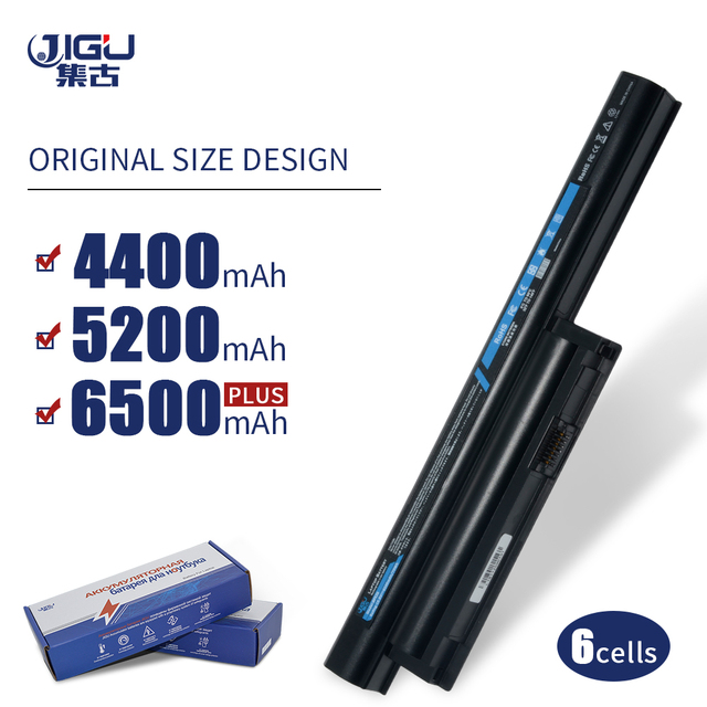 JIGU Laptop Battery For Sony Vaio bps26 VGP-BPL26 VGP-BPS26 VGP-BPS26A SVE14A SVE15 SVE17 VPC-CA VPC-CB VPC-EG VPC-EH