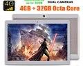 Бесплатная доставка 2017 Новый 10 дюймов 3 Г 4 Г Lte Tablet PC Ocat Основные 4 ГБ RAM 64 ГБ ROM Две СИМ-Карты Android 6.0 IPS tablet PC 10