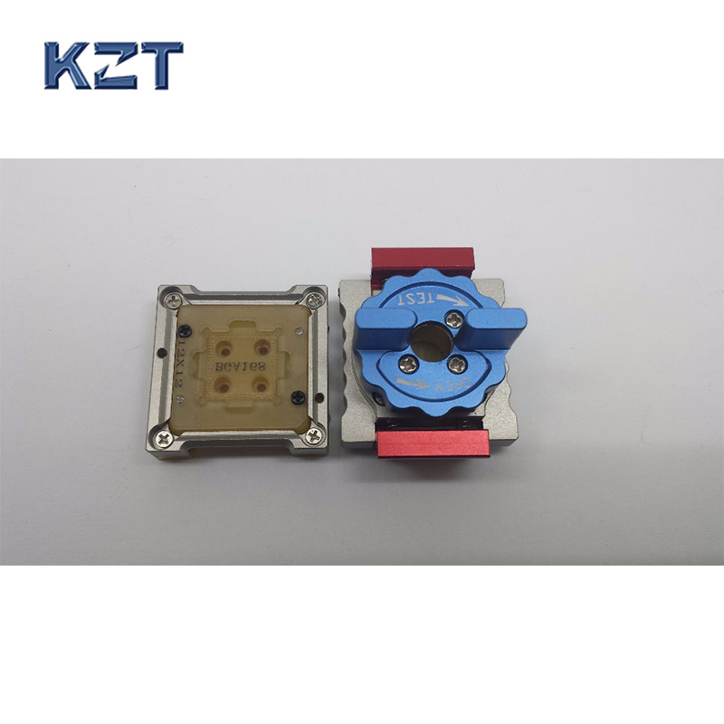 Analysis LPDDR168 high stable socket for IC design R&D test in Lab,research center and series test stem bromelain in silico analysis for stability and modification