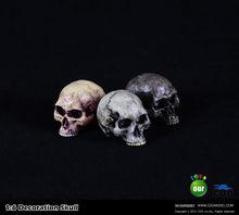 1:6 Horrible Skulls Head Model Horror Scene Accessories For 12 Inches Action Figure