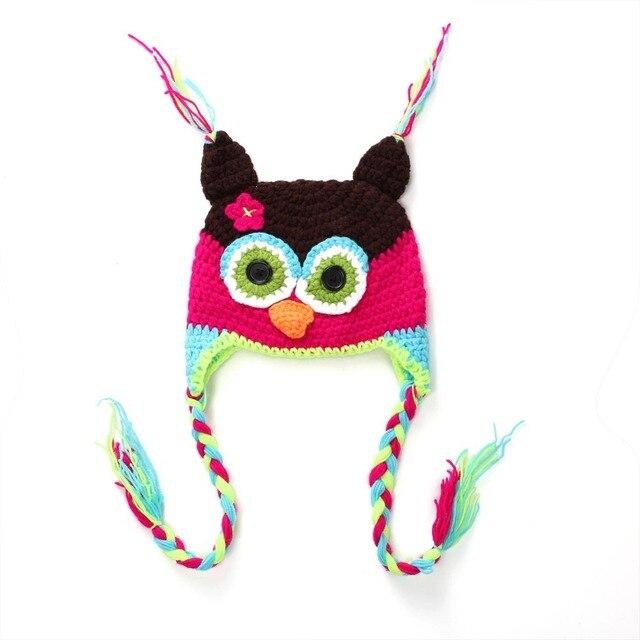 0 9 M Multicolor Infant Toddler Crochet tejer disfraces Soft ...