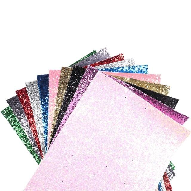 Glitter Fabric Shiny Laser Sequins 2