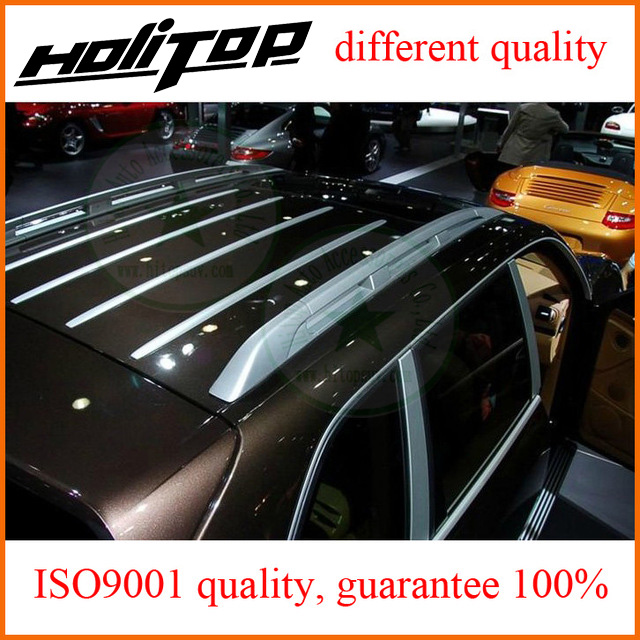 roof rail roof rack roof bar for Volkswagen VW TOUAREG 2003 2010 superior aluminium alloy reasonable