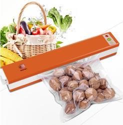 220V Household Mini Electric Food Vacuum Sealer Packaging Machine Samll Sealer Vacuum Packer Including 10Pcs Bags EU/AU/UK/US