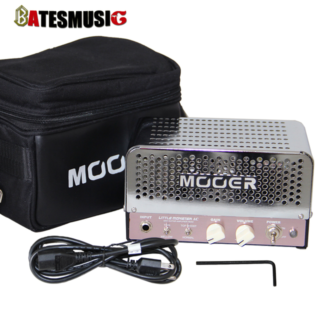 Cheap MOOER AC Mini All-tube Guitar Amplifier Head Electric Guitar AMP High Quality Promotion Price
