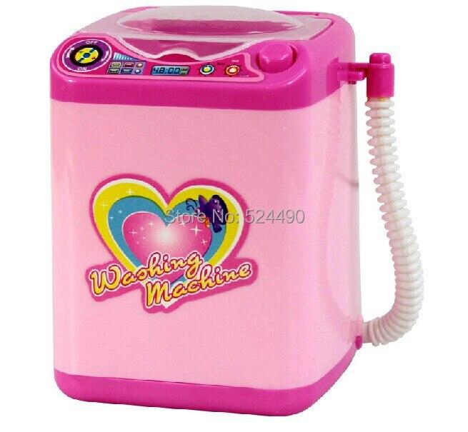 Doll Furniture Household Appliances Home Mini washing Machine Toys Girl/'s Gift