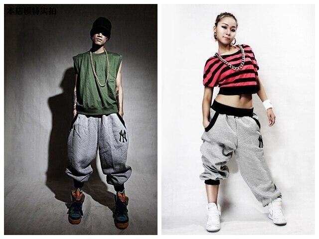 Mujeres vestidas de hip hop