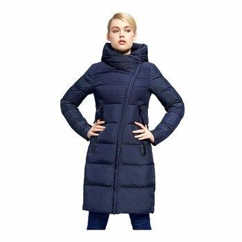 Новая коллеция от дизайнера Miegofce пуховик зимний женский ветрозащитный женская парка густой зимняя куртка пальто для женщин хлопок модный б...