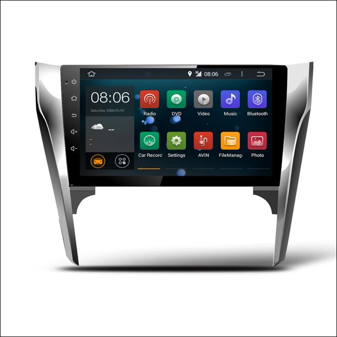 10 1 Quad core 1024 600 HD screen Android 7 1 Car GPS font b radio