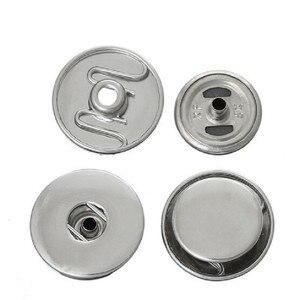 10 комплектов, кнопка из сплава, основание для соединения ювелирных изделий, аксессуары для рукоделия, подходящие для женских браслетов и ож...