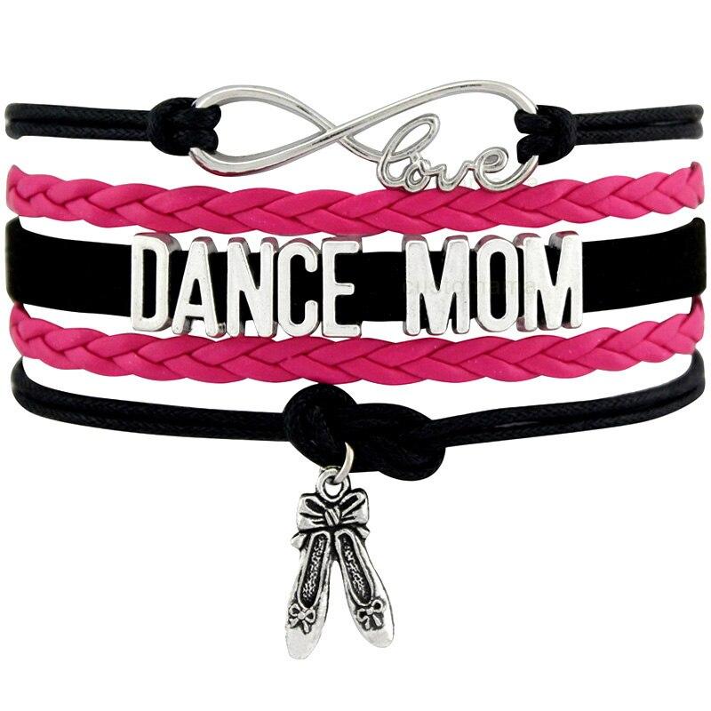 Dance Mom Bracelet Gift for Women