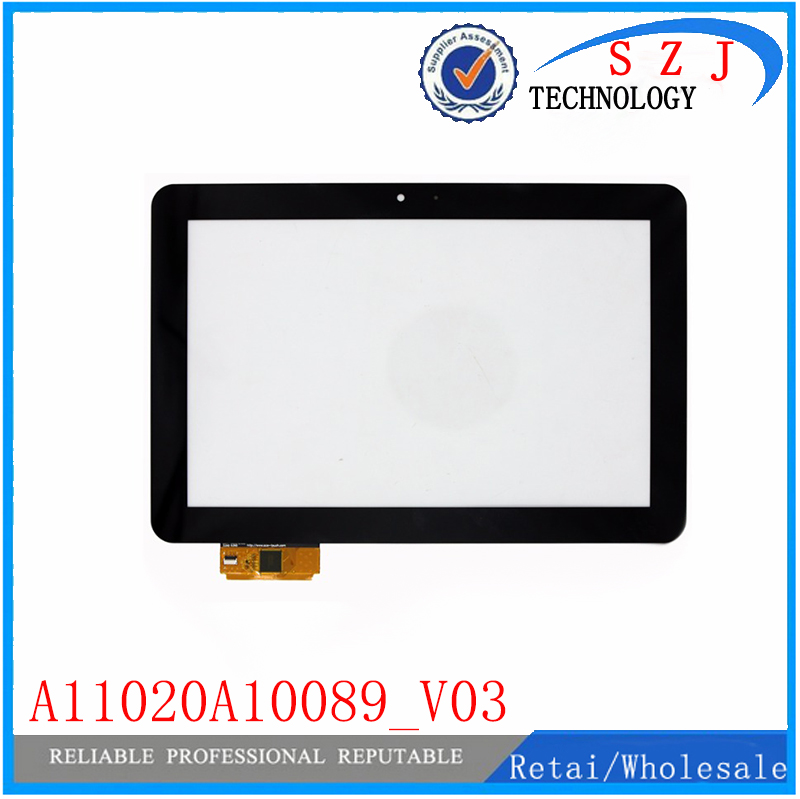 New 10.1'' Inch Touch Screen panel for PRESTIGIO MultiPad PMP7100D3G DUO Digitizer glass Sensor a11020a10089_v03 A1WAN06 for prestigio prestigio multiphone 5044 pap5044duo 5 0 pioneer s90w multiphone 5044 duo