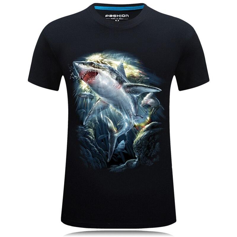 鲨鱼立体黑1