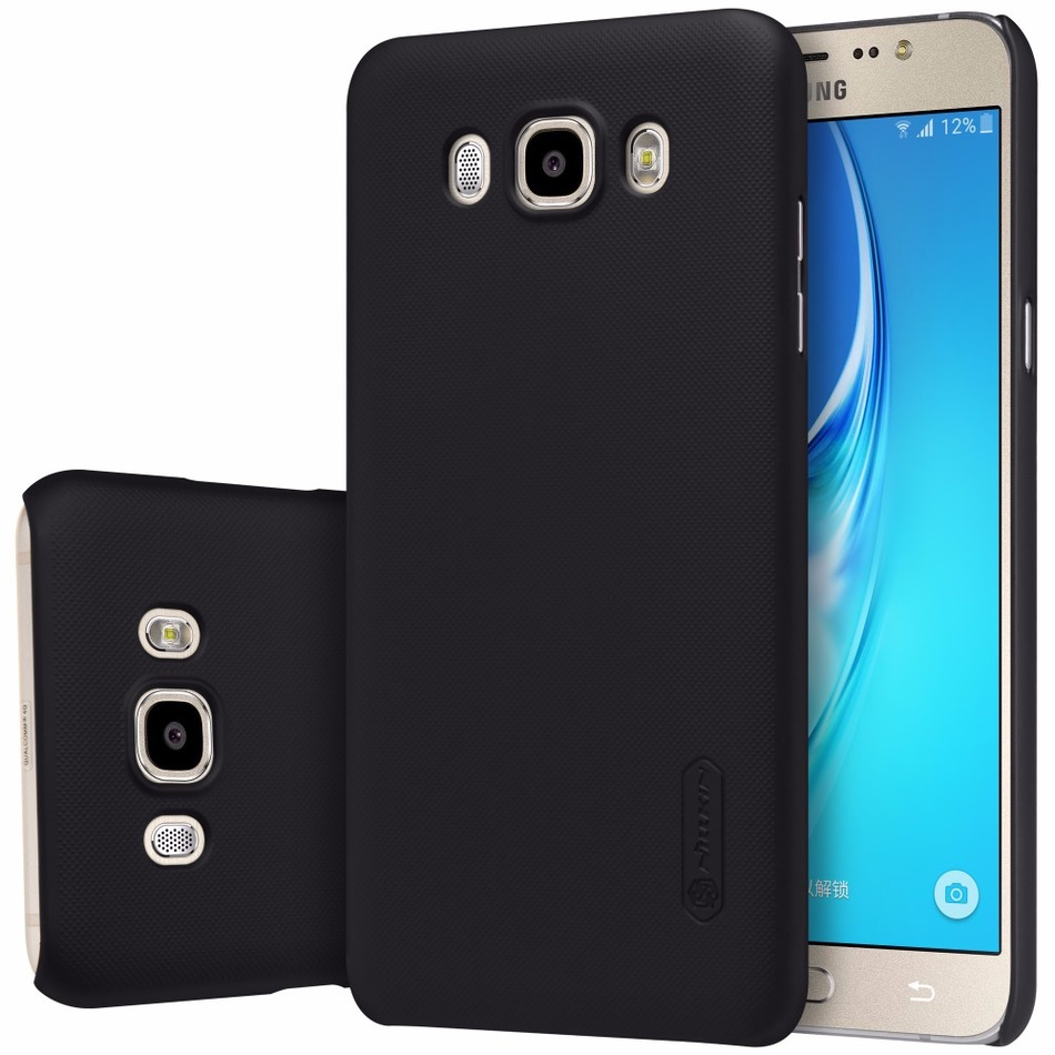 Nillkin Case For Samsung Galaxy J7 2016 J7108 Frosted Shield Back Cover sFor Samsung J7 2016 Case Gift Screen Protector