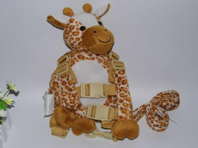 Голдбаг проводов приятель симпатичные корова форма 2-in-1 детские рюкзак безопасный прогулки поводья для детей в возрасте от 1 до 3