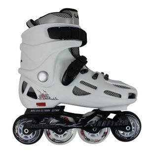 adult's roller skates  S237-upgraded free shipping high quality black and white free shipping hockey skates black color 507